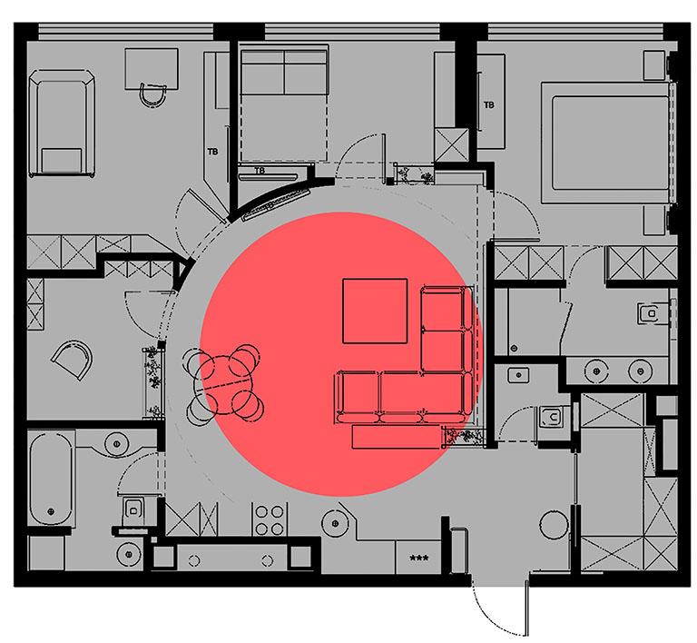 общая комната Айрбнб сдается посуточно в краткосрочную аренду
