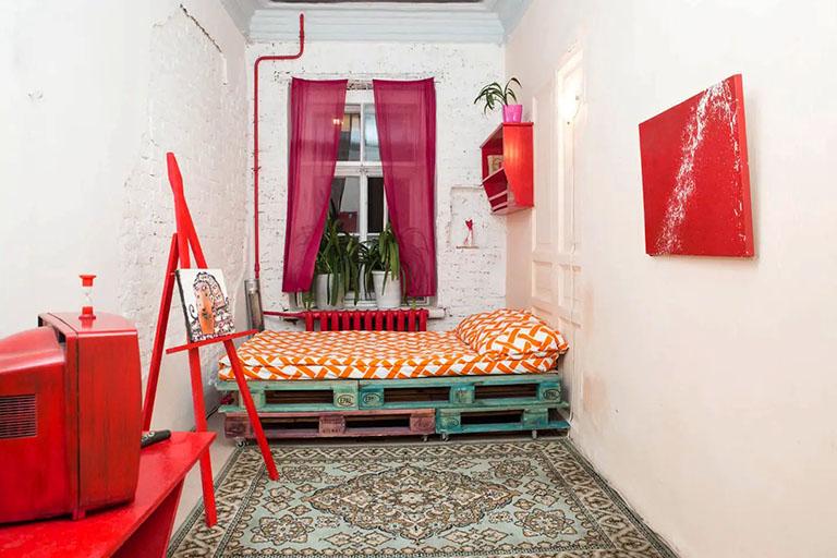 пример№1 – контрастное фото-изображение комнаты под сдачу в аренду_