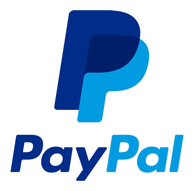 """графический текстовый логотип """"PayPal""""_"""