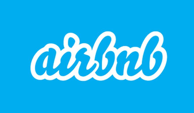 Изображение шрифтового логотипа с аббревиатурой аирбнб 2009 - 2014 годов_